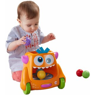 Fisher Price Zoom N Crawl Monster DYM82