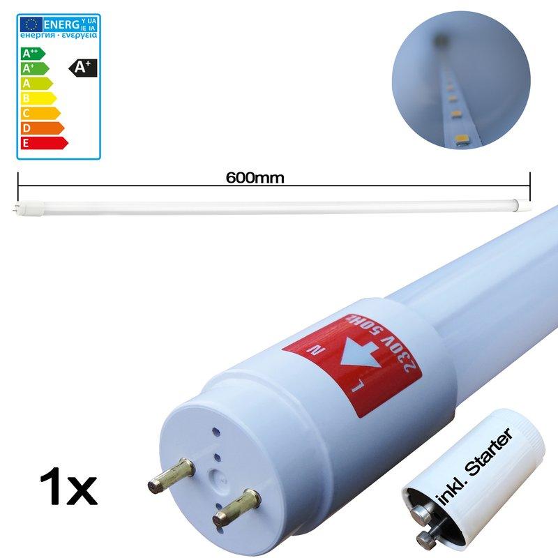 1 smd premium led r hre 60cm 600mm leuchtstoffr hre t8 g13 950 lumen. Black Bedroom Furniture Sets. Home Design Ideas
